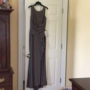 NWT. Betsy & Adam Dress: Size 12